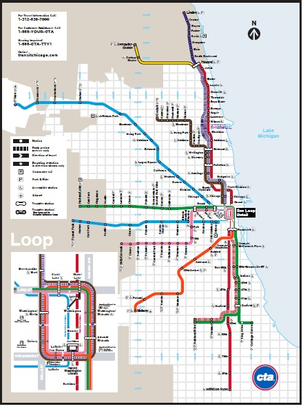 Chicago Transit Authority Power Study – Electrical Engineering on